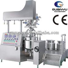 10-1000L Vacuum Homogenizer & Emulsifier machine Series