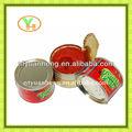 Con 28-30% brix, caliente venta de salsas de tomate