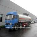 faw de acero al carbono abastecerse de combustible de camiones 8x4