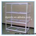 Comercial de armazenamento de prateleira de ângulo prateleiras de metal, luz de arame prateleiras, estantes de aço