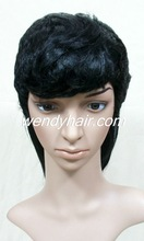 Cute short bob synthetic hair wigs for black women
