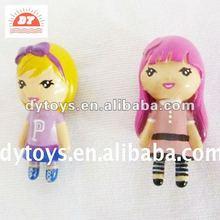 customized plastic vending capsule toys, eggshell toys