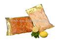 Rojo blanco& pepino de mar carne musle