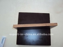 brown and black film wbp glue for construction film faced plywood