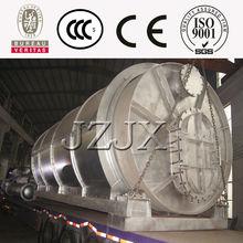 Jin Zhen Brand waste rubber pyrolysis plant