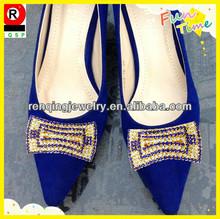 Really Hot-sale Shining Diamond Shoe Buckle For Charming Women Shoes