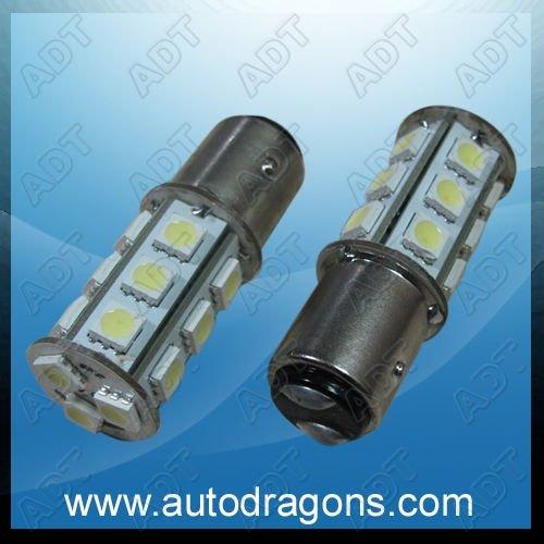 Hot selling 1157SMD-18 SMD car led brake light