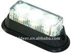 Auto Grille Light Led Emergency Light 12 Volt Led Dash Warning Lights