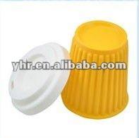 2012 New Design Silicone Rubber Coffee Cup YHR-S08