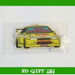 Car Shaped Paper Air Freshener