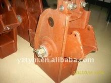 vehicle machine suspension