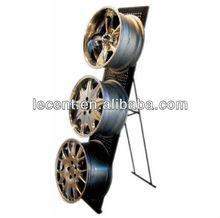 Alloy Wheel Rim Display Wheel Stand Rack