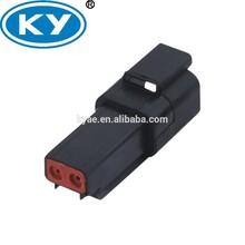 Deutsch 2 pin auto waterproof Connector (DT04-2P)