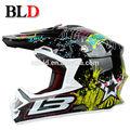 Motor de la cruz casco, cross casco con visera, bullet proof casco cascos de moto cross casco precio BLD-819-5