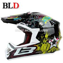 motor cross helmet ,cross helmet with visor,bullet proof helmet motorcycle helmets cross helmet price BLD-819-5
