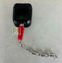 Trolley coin lock