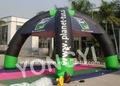 Diamant de qualité!! 2012 gonflable tente extérieure