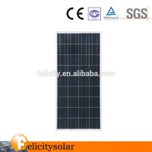 150w CE&ROHS felicity solar modules polycrystalline solar electricity solar panels photovoltaic