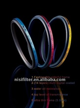 Colorful frame water and oil repellent .UV filters30mm