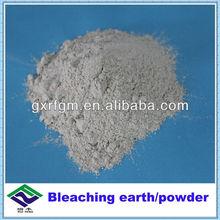 activated clay refine rice bran oil