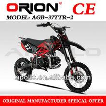 China Apollo ORION pit bike 125cc dirt bike 125cc motorcycle 125cc (AGB-37TTR2 14/12 125cc )