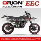 China Apollo ORION 50CC EEC On Road Motorcycle Enduro Motard Dirt Bike 50cc(A36A50M New 17/17)