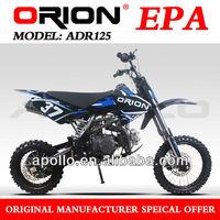 China Apollo ORION 125CC pit bike 125cc dirt bike 125cc motorcycle 125cc (AGB-37CRF2 14/12 125cc )