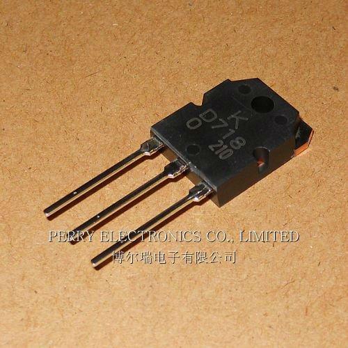 D718 2SD718 alta amplificador de potencia NPN TRANSISTOR