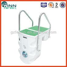 wall mounted intergrative swimming pool filter