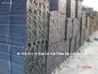 Equal Steel Angles