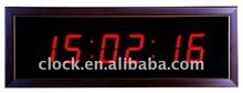 New Digital LED Wall clock Home Decorative Wall Watch.