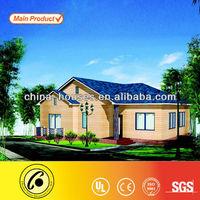 Luxury Prefabricated House/Villa
