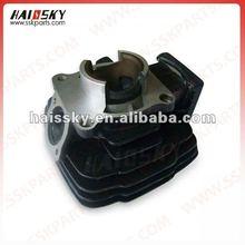 DT125 motorcycle engine cylinder block