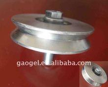 steel belt pulley