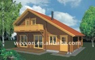 timber wooden house