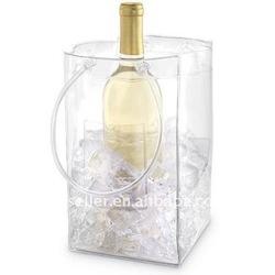 2013 high quality pvc wine ice bag