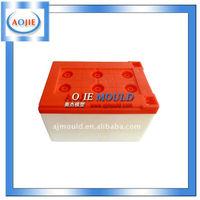 lead acid battery box mould