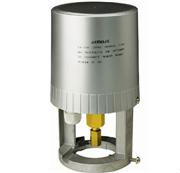 low voltage modulating actuator for valve control