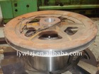 Steel Casting Groove Pulley