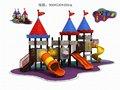 Navio pirata parque infantil conjunto treinamento físico mobília do pátio as crianças equipamentos de diversão ( castelo série )