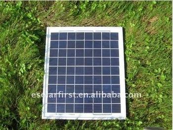 small solar panel High Quality Polycrystalline 10W Solar Panel