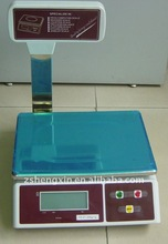 2012 New weighing scales with pole