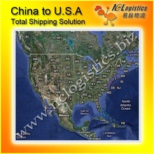 freight consolidation from Huangpu to Nashville TN