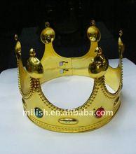 PC-0043 party decoration crown prince crown/ prince tiara/ king crown
