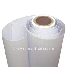 self adhesive car vinyl white glue