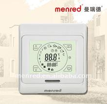 heizung thermostat hochwertigen touchscreen regler menred e 91