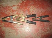 Strong Brass Battery Clip