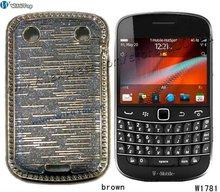 Chrome Metallic Case for Blackberry Bold Touch 9900.