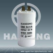 motor run capacitor 450v