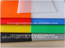Eco-friendly PP Hollow Plastic Sheet